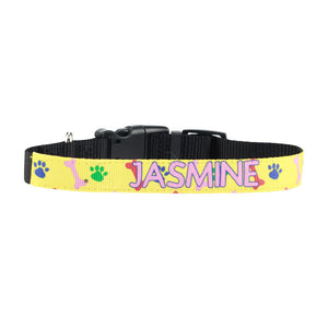 Dyetrans Sublimation Blank Pet Collar - 10x12