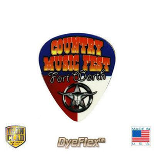 DyeFlex® Light Guage Guitar Picks - One sided