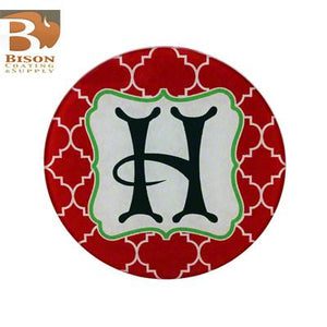 "Bison Sublimation Blank Cutting Board - 8"" Round"
