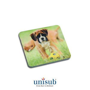 "Unisub Sublimation Blank FRP Magnet - 2.5"" - Square"