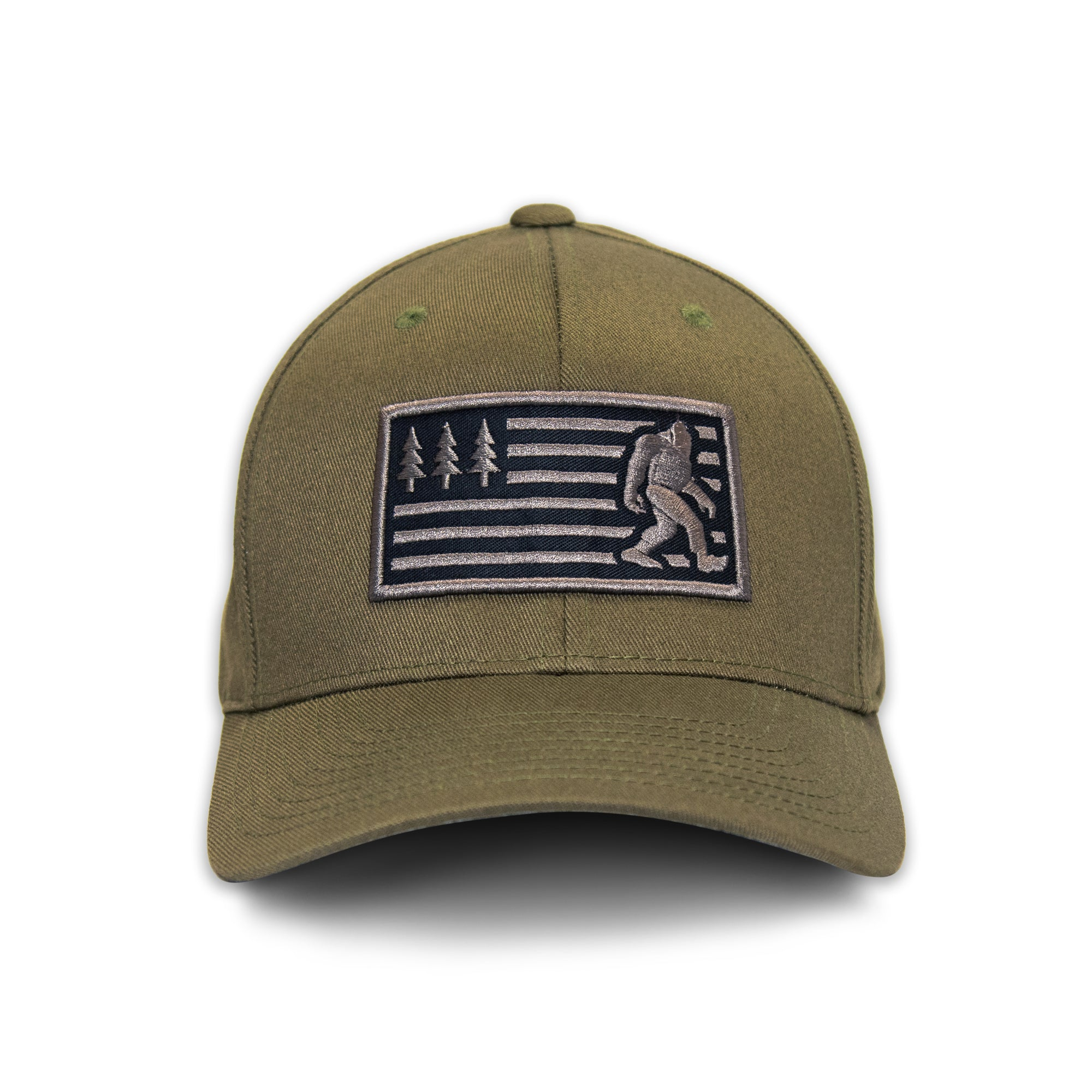 'Merica Fitted Hat