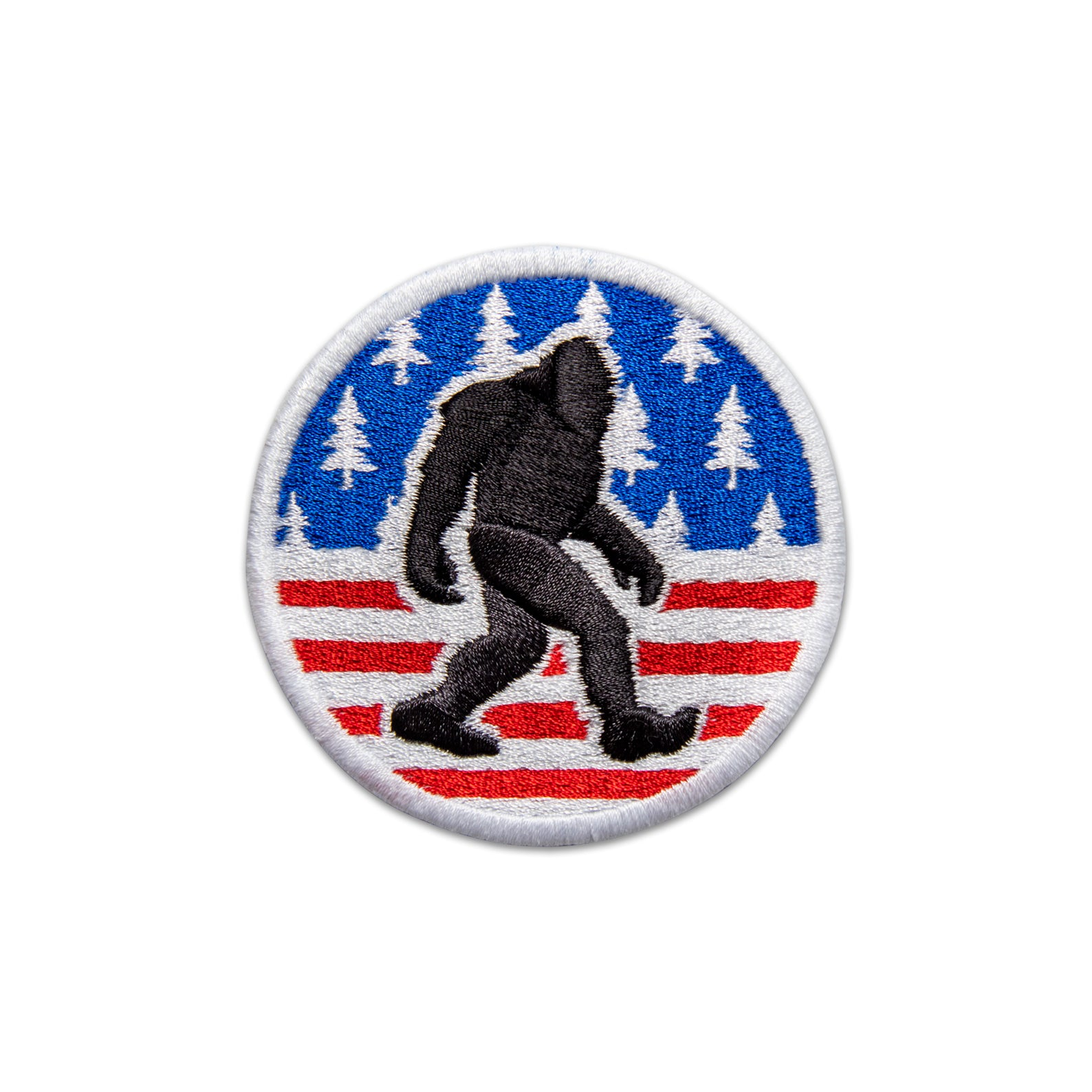 Squatch USA Patch