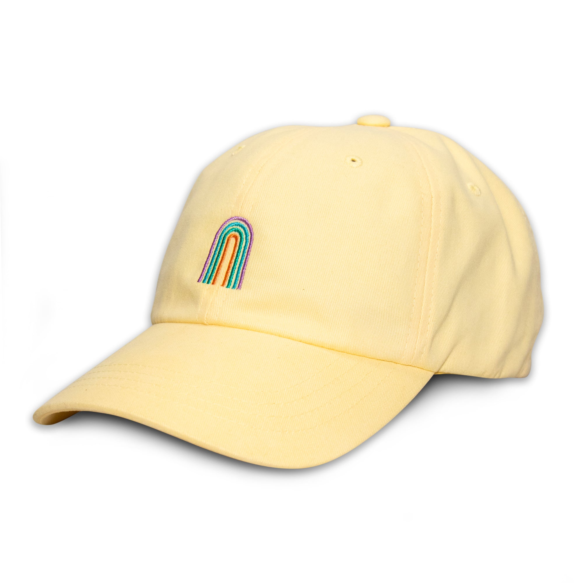 Rainbow 'Dad' Hat