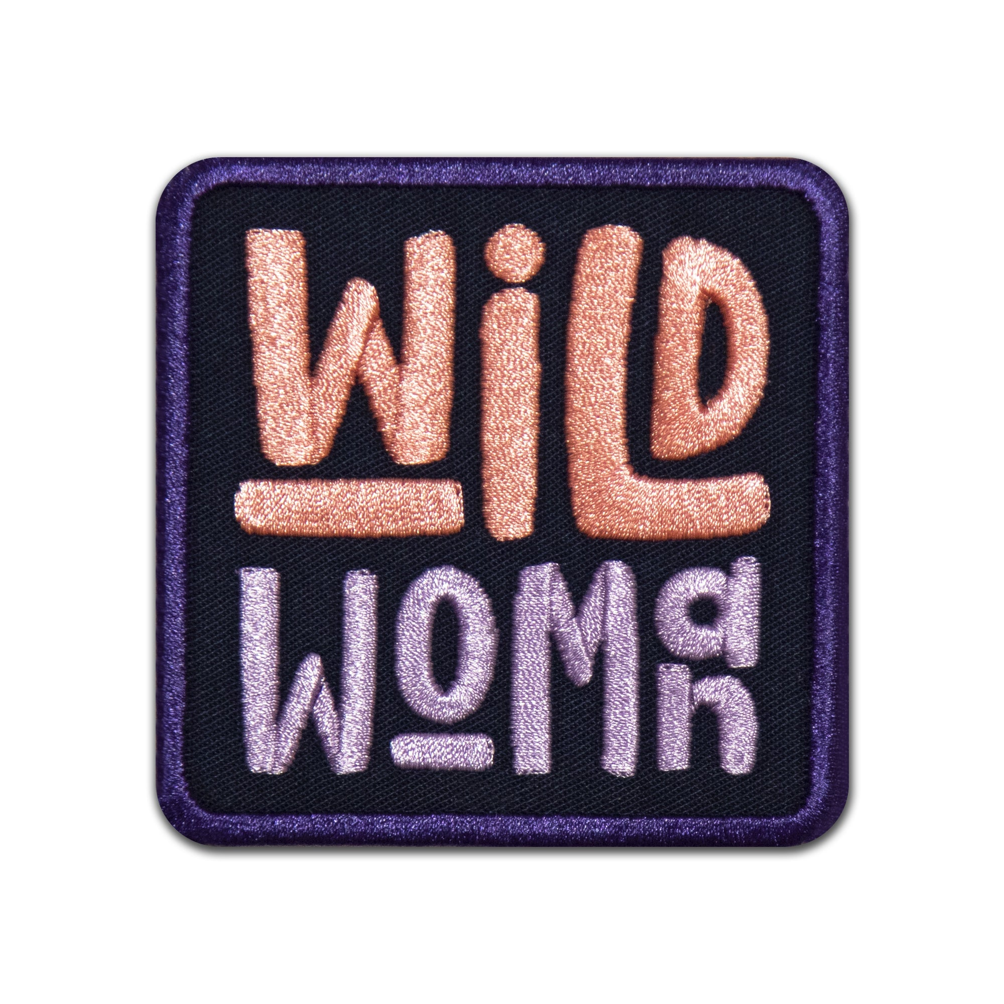 Wild Woman Patch