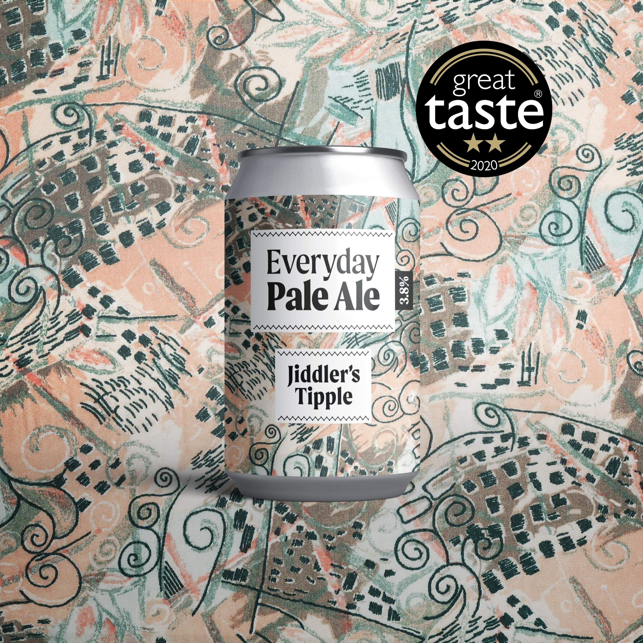 Everyday Pale Ale 3.8% 330ml Cans