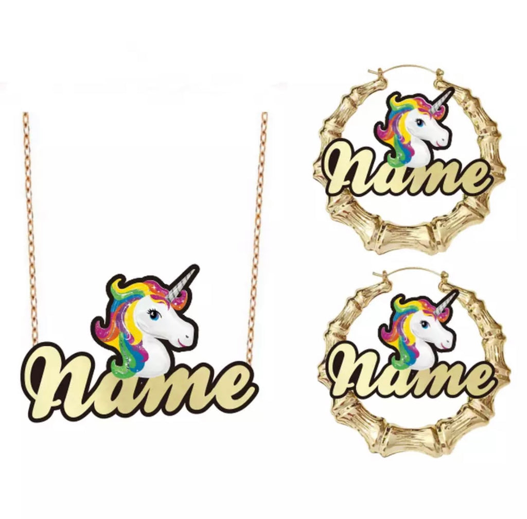 3 Piece Unicorn Set