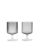 Laden Sie das Bild in den Galerie-Viewer, Ripple Wine Glasses Set of 2