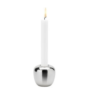 Ora candleholder Small Stainless Steel Small