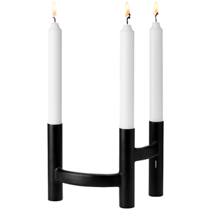 Ora three Branch candleholder