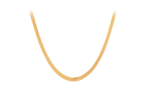Thelma Necklace 925er Silber 18k vergoldet