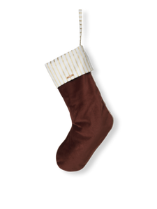 Christmas Velvit Stocking