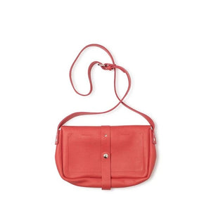 Picking Flowers Shoulderbag Medium Coral