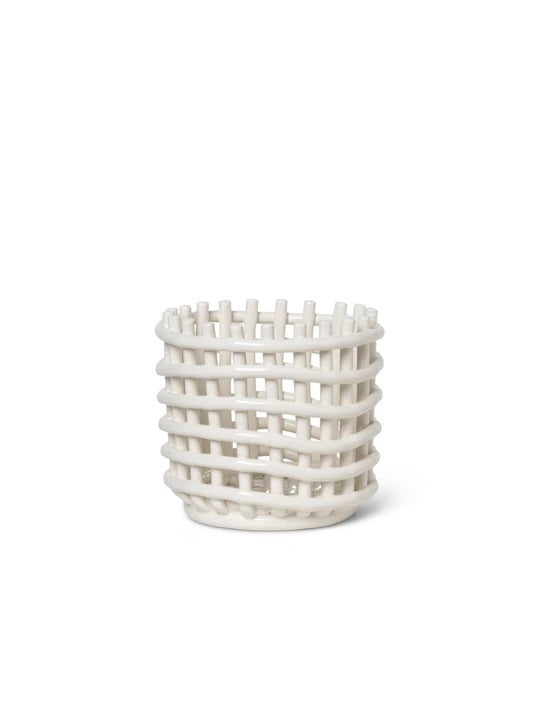Ceramic Basket - Small
