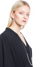 Load image into Gallery viewer, NINObrand innovative sterling silver earrings/necklace