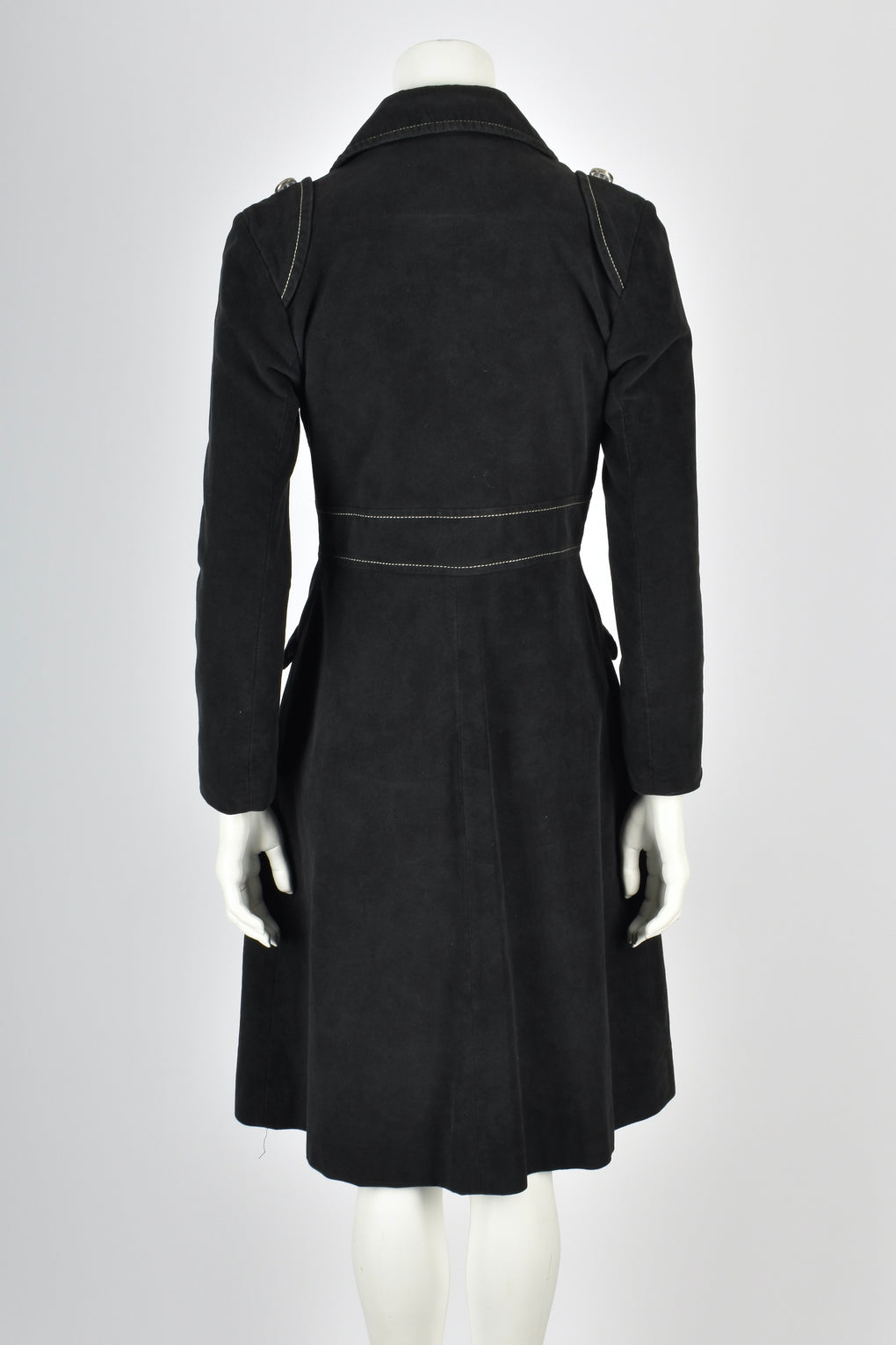 HARVEY GOULD 1960s coat S