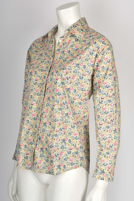 Mary Quant floral shirt