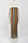 MISSONI 00s dress and cardigan set M