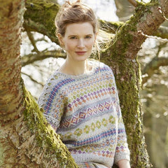 Marie Wallin Fleur Sweater Kit
