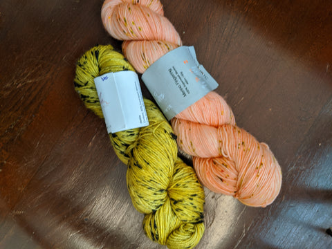 "Casapinka 2020 LYS day Breathe and Hope ""Kits"" Dottie and Qing Combos"