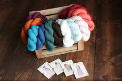 Blue Sky Alpacas Skinny Cotton