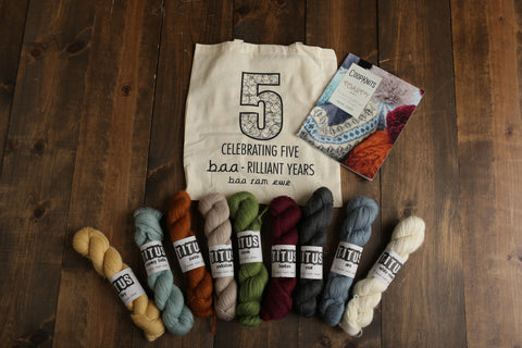 Coop Knits Toasty Volume II Kit