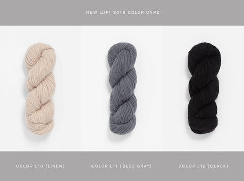 Woolfolk Yarn Luft