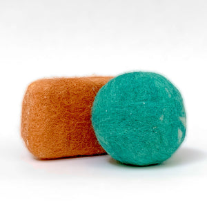 Felted Bar Soap