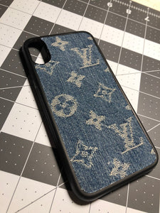 CUSTOM LV X SUPREME PHONE CASE (any phone)
