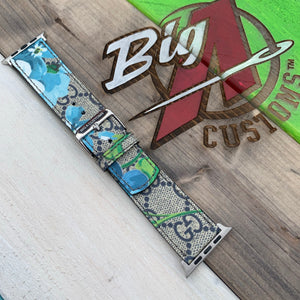 Custom Gucci Bloom watch band