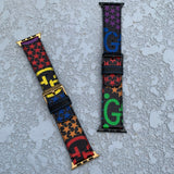 Gucci Psychedelic Watch Band