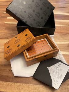 MCM playing cards NIB