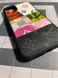 WHAT THE LV PHONE CASE