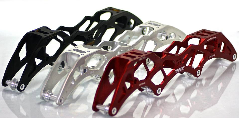 Simmons Rana 4-wheel Racing Frames