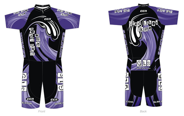 GLS Short Sleeve Racing Suit by CCN