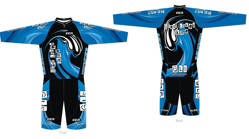 GLS Long Sleeve Racing Suit by CCN