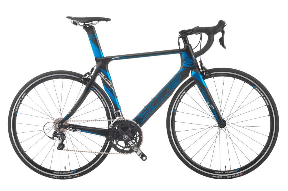 Blue AC1 Expert with Shimano Ultegra