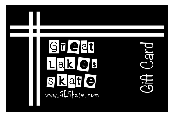 Great Lakes Skate Gift Card