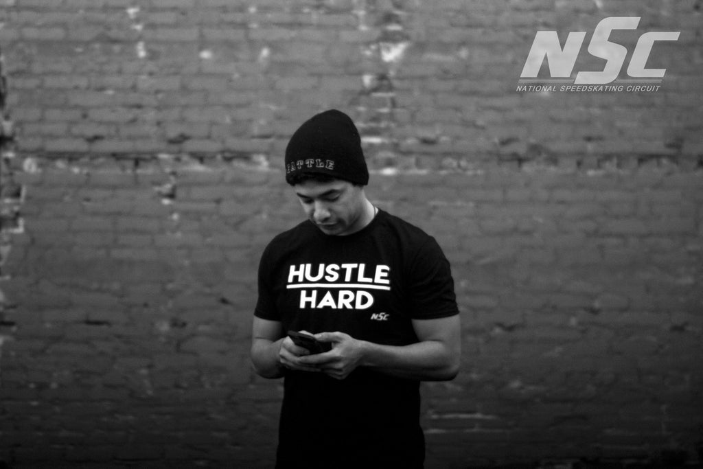 Hustle Hard T