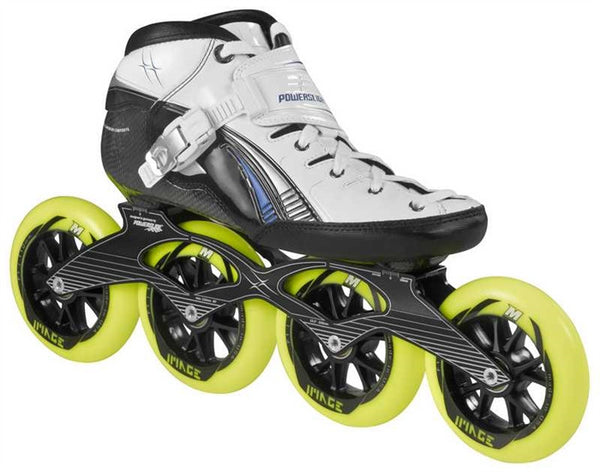 Powerslide Double X Skate Package