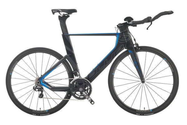 Blue Triad Expert with Shimano Ultegra DI2