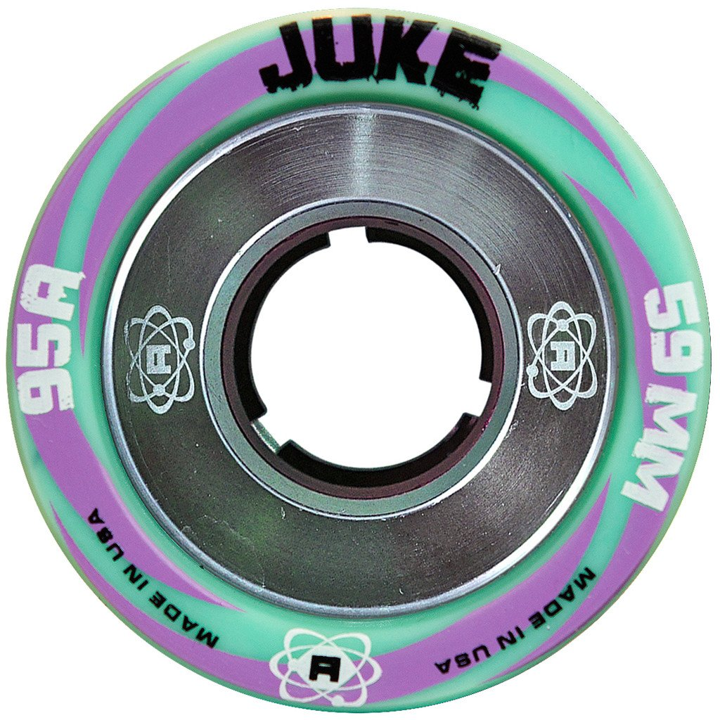 Atom Juke 95a alloy quad wheel