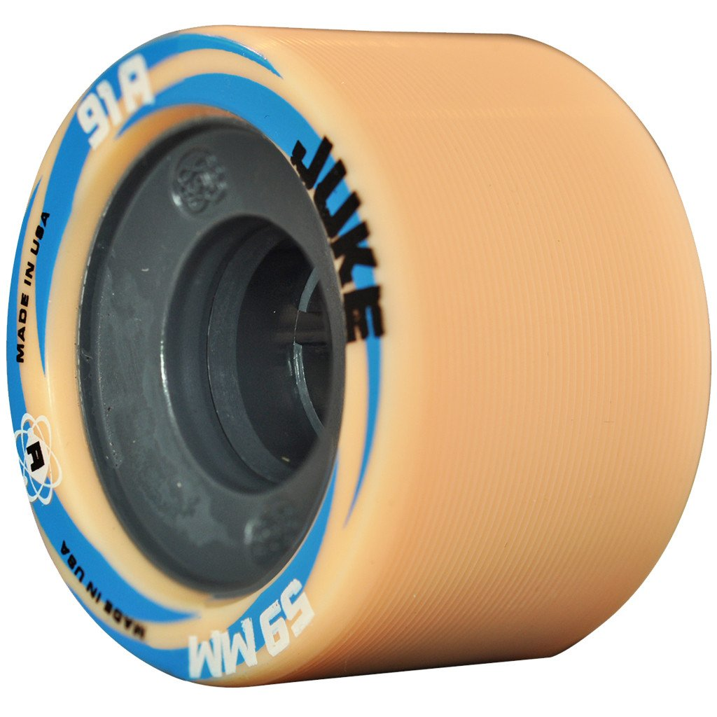Atom Juke 91a nylon quad wheel