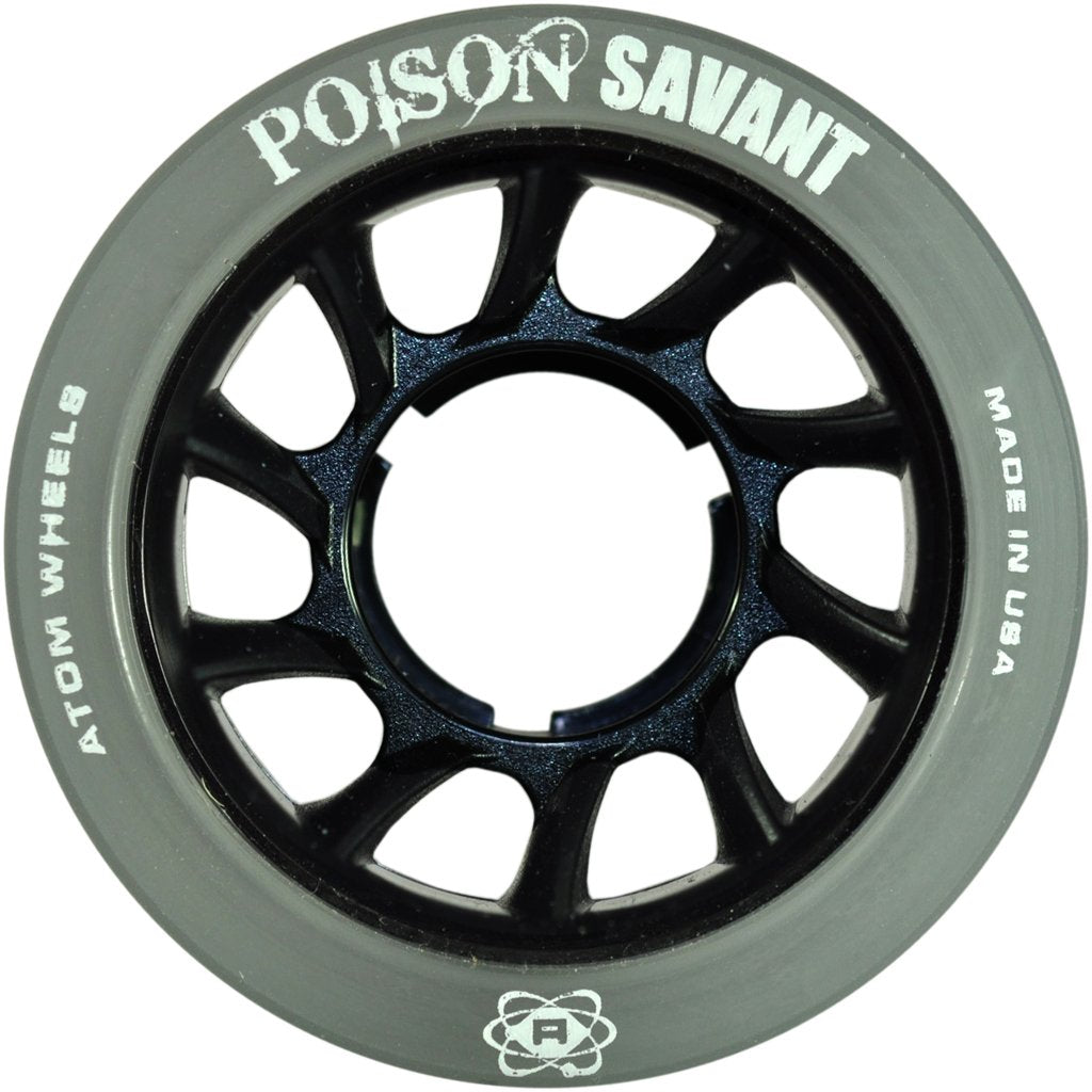 Smoke Atom Poison Savant Quad Wheel