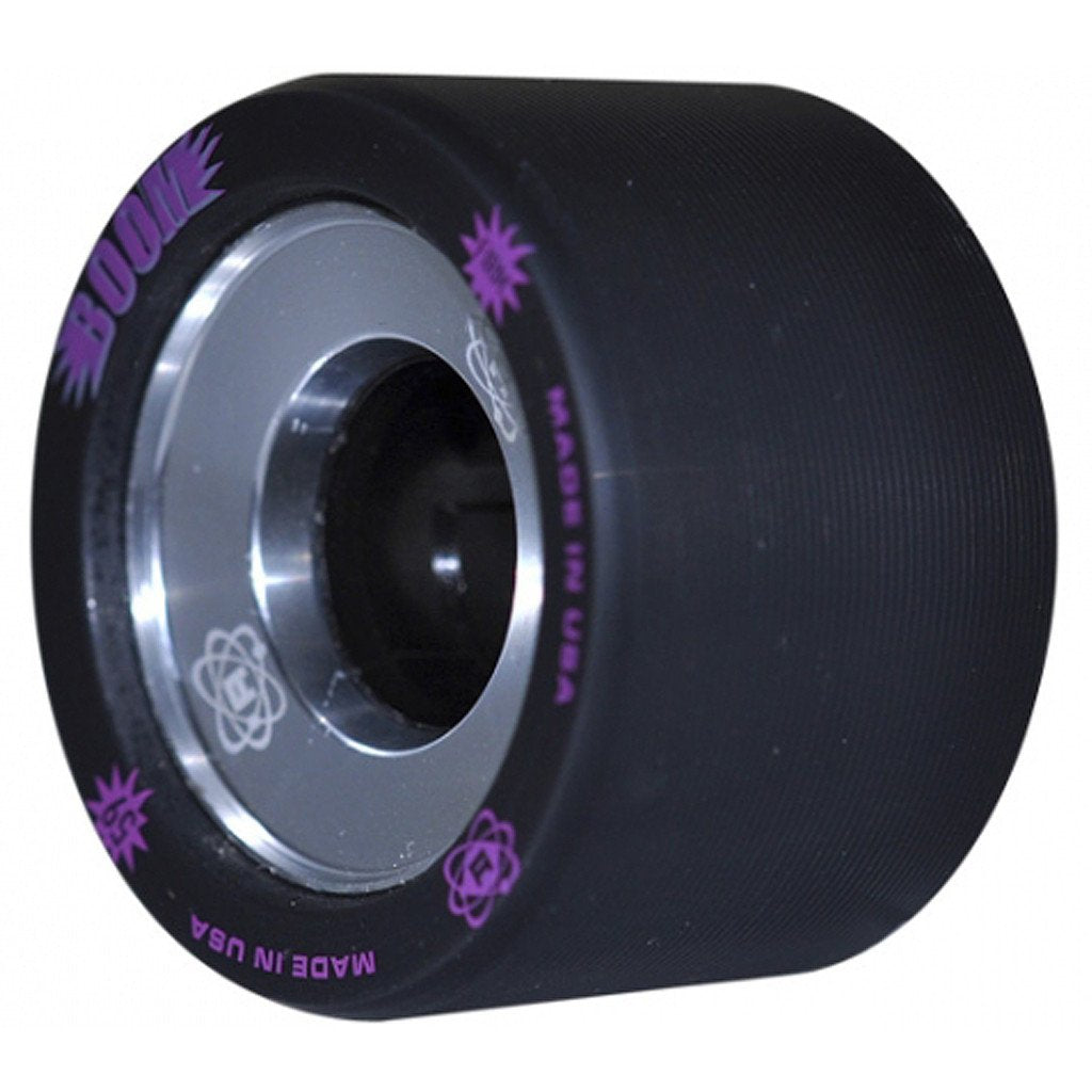 Atom Boom Alloy Firm quad wheel