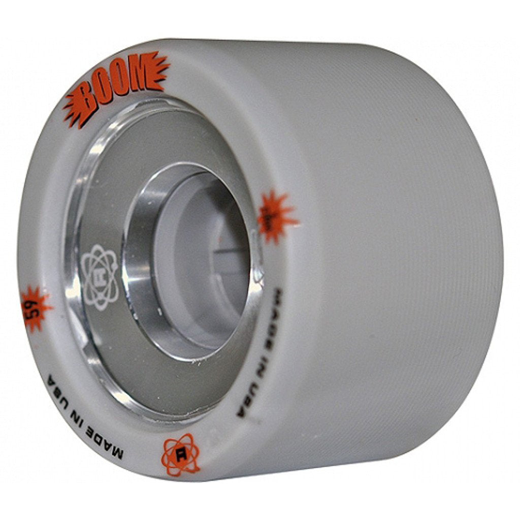 Atom Boom Alloy X Firm quad wheel