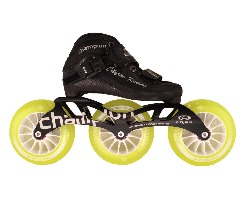 CITY RUN - KIDS CHAMPION SKATE PACKAGE