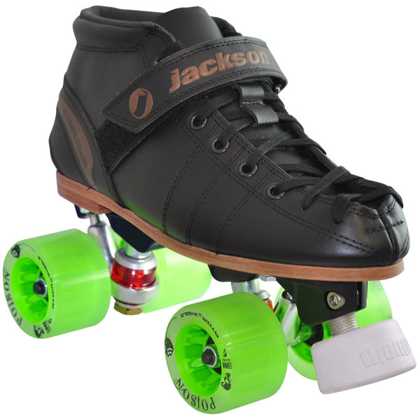 Jackson Competitor Raptor Quad Skate Package available @ Atom Skates