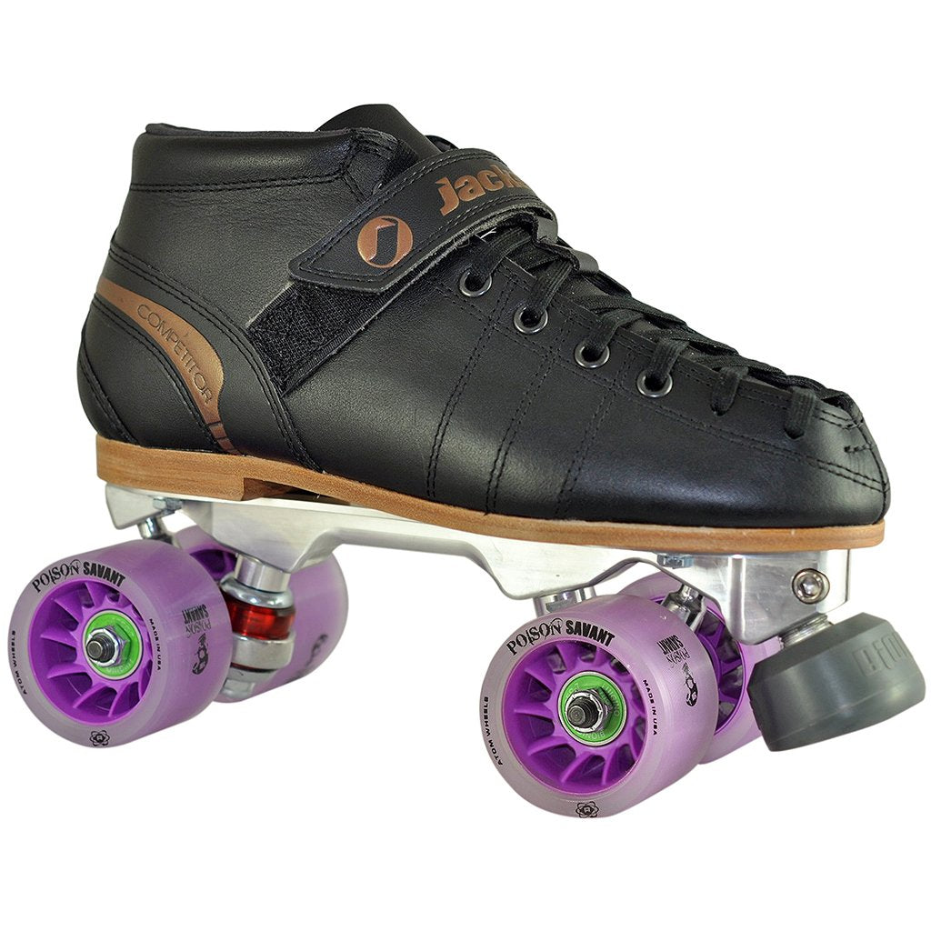 Jackson Competitor Viper Alloy Quad Skate Package available @ Atom Skates