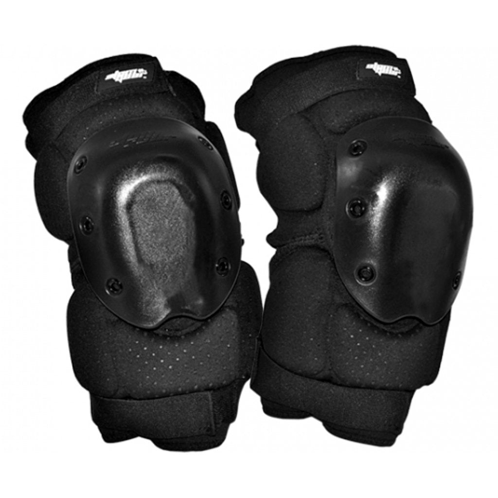 Atom Gear Elite Knee Pads 2.0 available @ Atom Skates