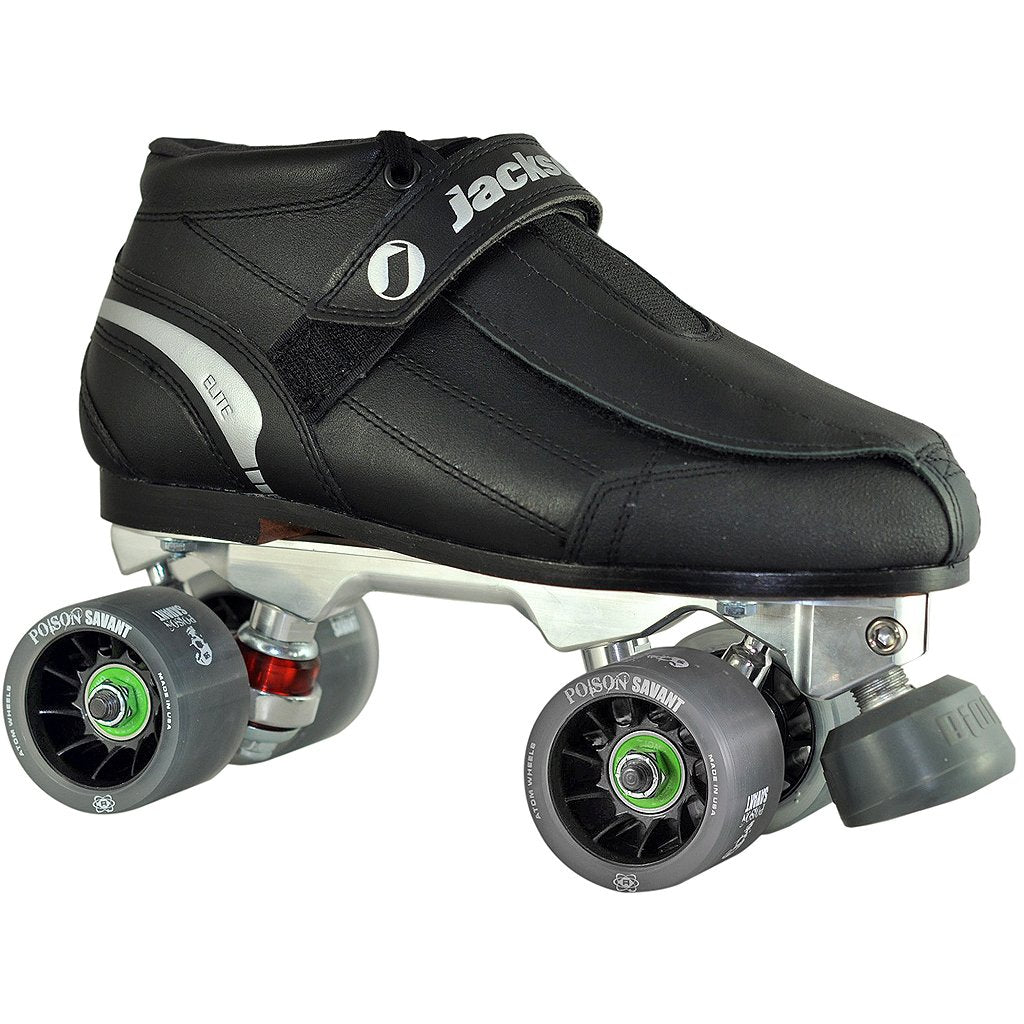 Jackson Elite Viper Alloy Quad Skate Package available @ Atom Skates